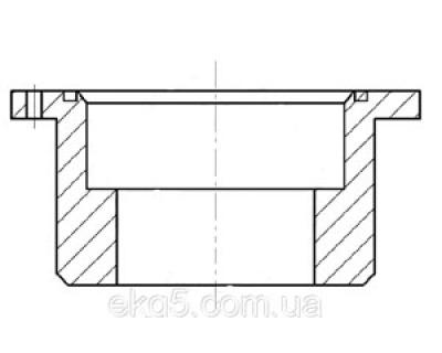 стакан на редуктор поворота экскаватора ЭКГ-5