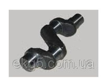коленвал (коленчатый вал) компрессора ЭК 4