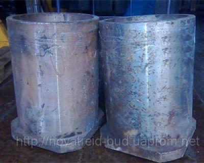 Втулка стальная натяжной оси (чулок) 1080.33.18