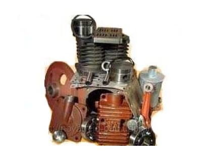 Запчасти для компрессоров ЭК-7, ЭК-4, ВВ-088-720