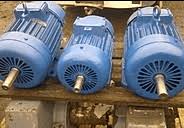 крановый электродвигатель MTH 011- 6 1,4кВт 890об/мин
