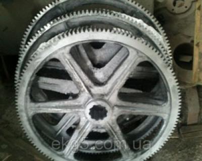 колесо зубчатое z=180 m=8 к экскаватору Э-2503