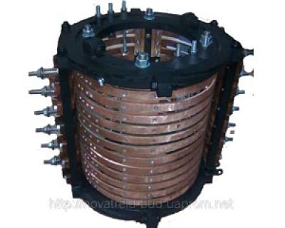 токоприемник кольцевой ТКК-3212