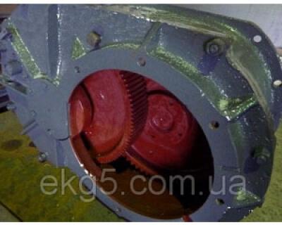 Редуктор поворота на экскаватор ЭКГ-5 чертеж 1086.16.00сб