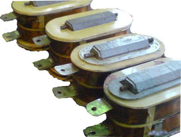 Катушка добовочного полюса 2ГПЭ13-14/2У2 на экскаватор ЭКГ-5