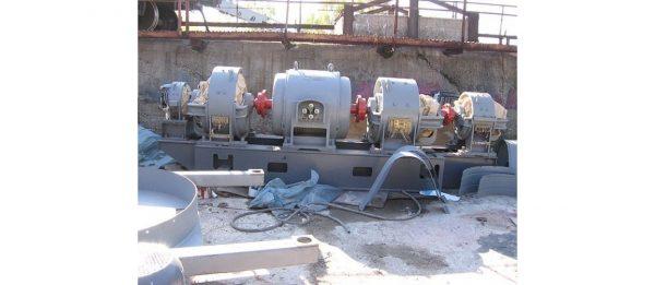 пятимашинный агрегат ЭКГ-5