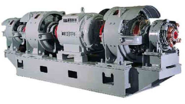 5-ти машиннынный агрегат