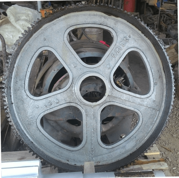 колесо зубчатое промежуточной передачи 313-12В-9 (313-12Г-9)