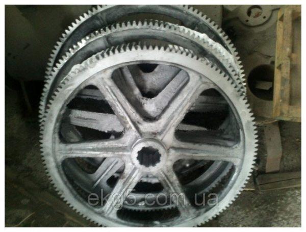 колесо зубчатое z=135 m=8, ч.н. 307-6А-1А к экскаватору Э-2503