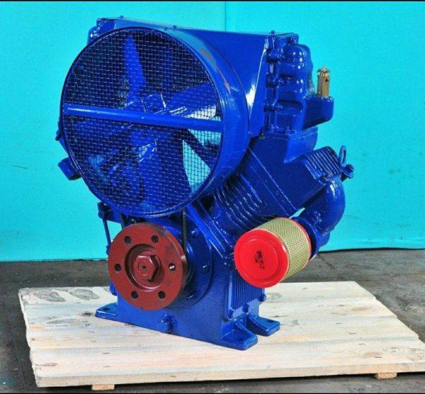 Агрегат компрессорный ПК 1.75 с электродвигателем