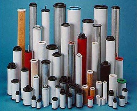 фильтры и фильтроэлементы