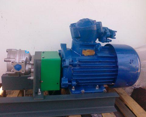 насосный агрегат на базе насоса НШ-32