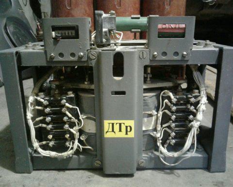 Вакуумные контакторы высоковольтные 10 кВ: КВТ-10-4/400А
