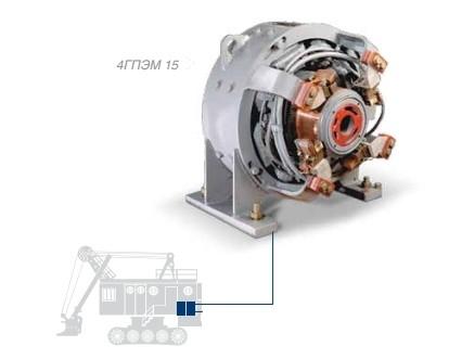 2МП542-1/2М - 4ГПЭМ-15 генератор