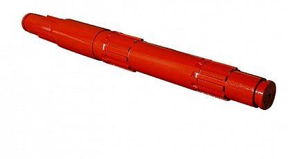 Вал напорный ЭКГ-5 чертеж 1080.05.379
