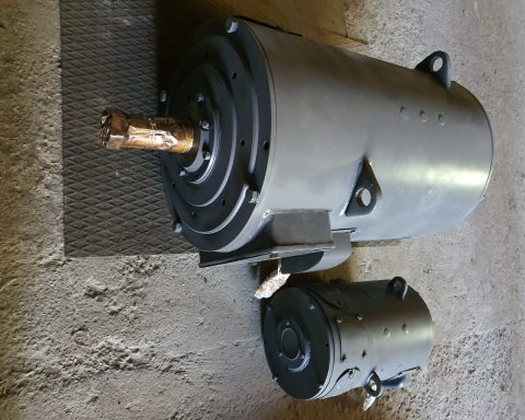 Электродвигатель ДПЭ-12