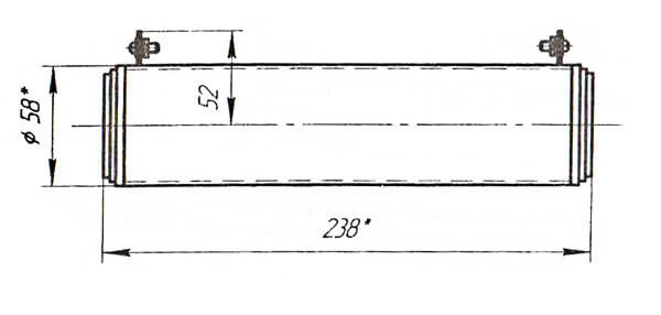 Схема резистора СР-300