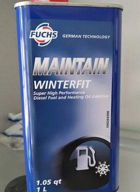 Антигель Fuchs Maintain Winterfit 1л