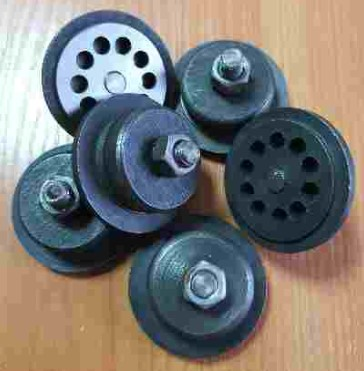 Клапан всасывающий ЭК 4-04-002