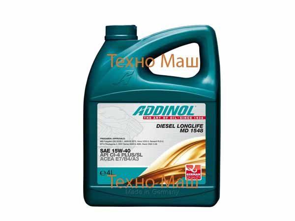 Моторное масло Diesel Longlife MD 1548
