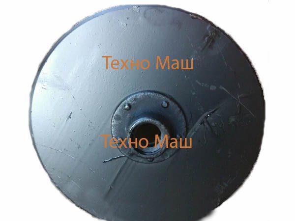 Диск сошника со ступицей однострочный Н 105.03.010-02 ст.3