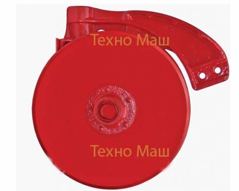 Сошник двухстрочный ст.65Г Н 105.04.000-05