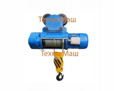 Таль электрическая с ручным приводом Т09312
