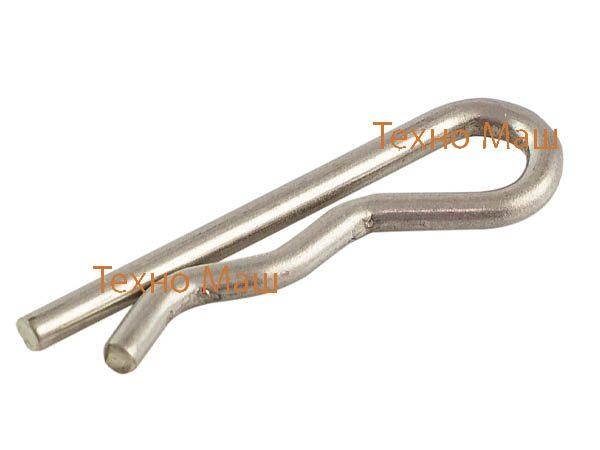 Шплинт С 54.602-02 пружинный 5mm