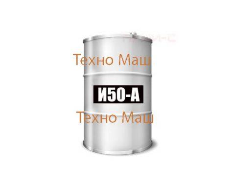 Масло индустриальное И-50