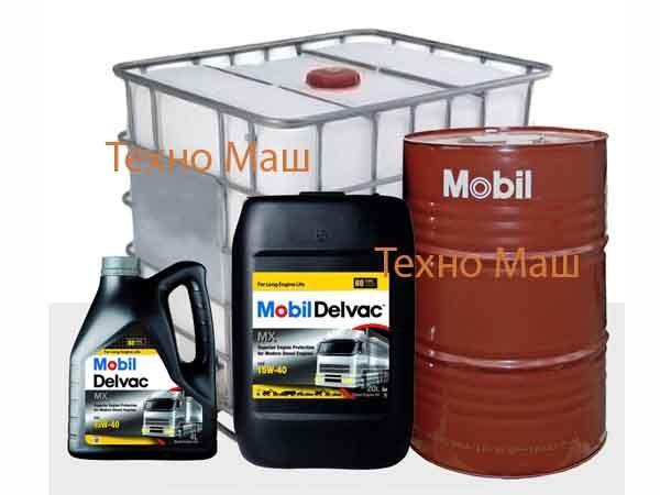 Масло Mobil Dellvak MX 15w40 20л