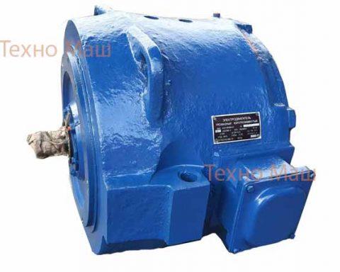 Электродвигатель ДК 548А
