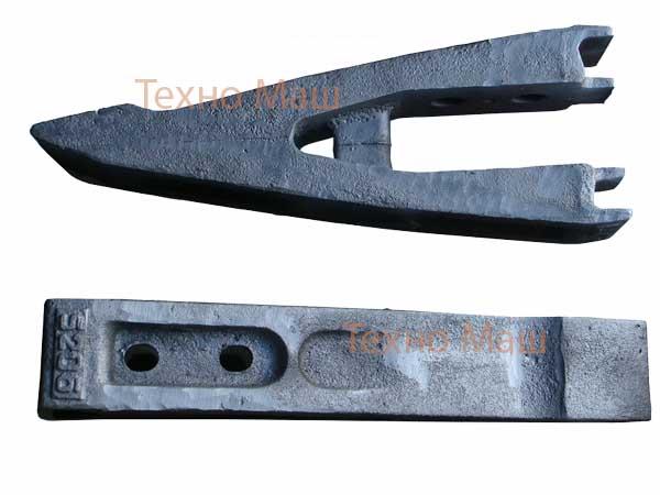 Зуб ковша кривой (косой)1085.52.06 ЭКГ-5