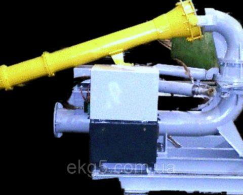 Гидромонитор с дистанционным управлением ГМД-250М